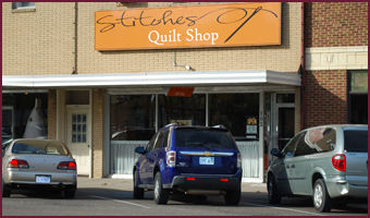 Stitches Quilt Shop - McPherson, KS : quilt shops wichita ks - Adamdwight.com